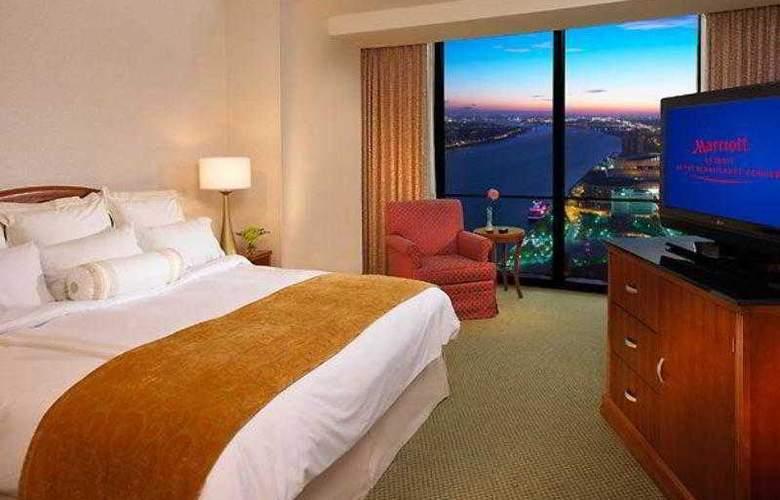 Detroit Marriott at the Renaissance Center - Hotel - 22