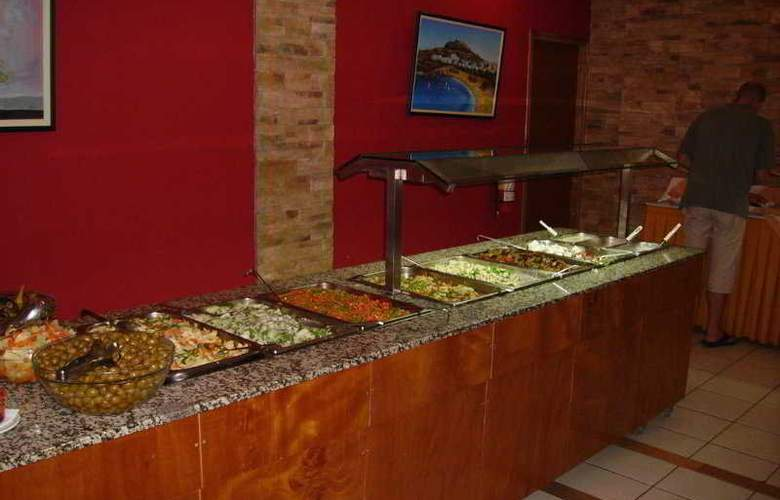 Alfa Beach Hotel - Restaurant - 5
