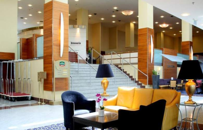 Courtyard By Marriott Warsaw Airport - General - 10