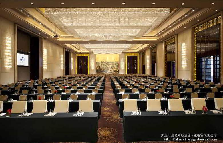 Hilton Wanda Dalian - Conference - 4