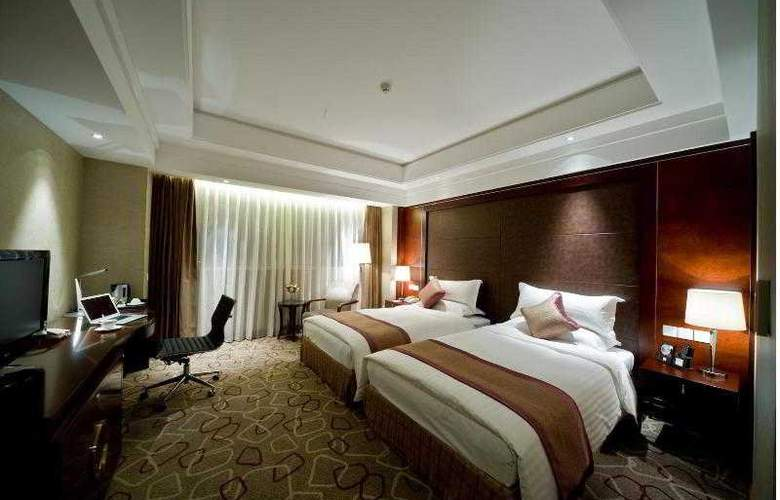 Mingde Grand Hotel Shanghai - Room - 17