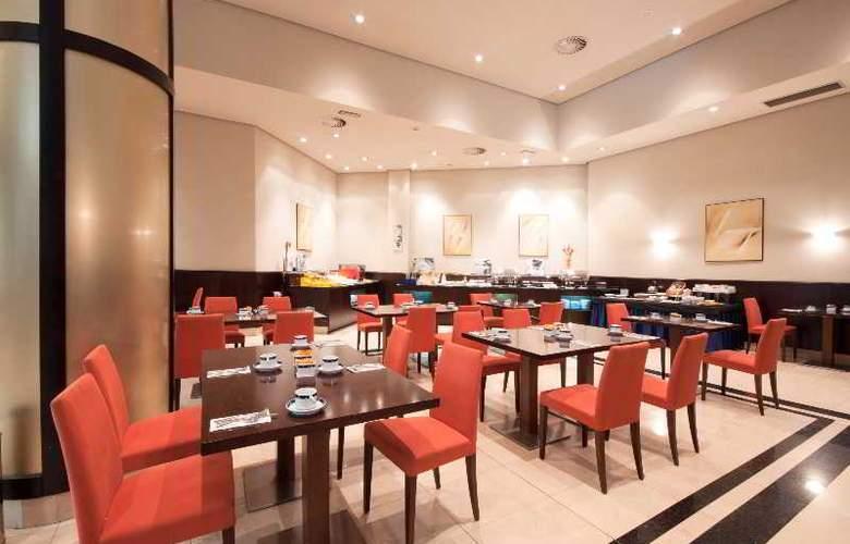 Exe Oviedo Centro - Restaurant - 30