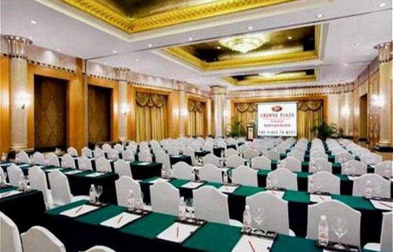 Crowne Plaza Qingdao - Conference - 8