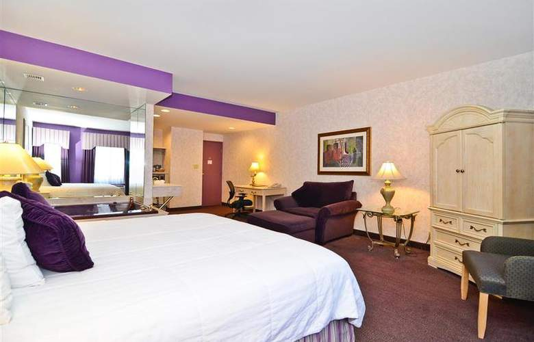 Best Western Inn On The Avenue - Room - 64