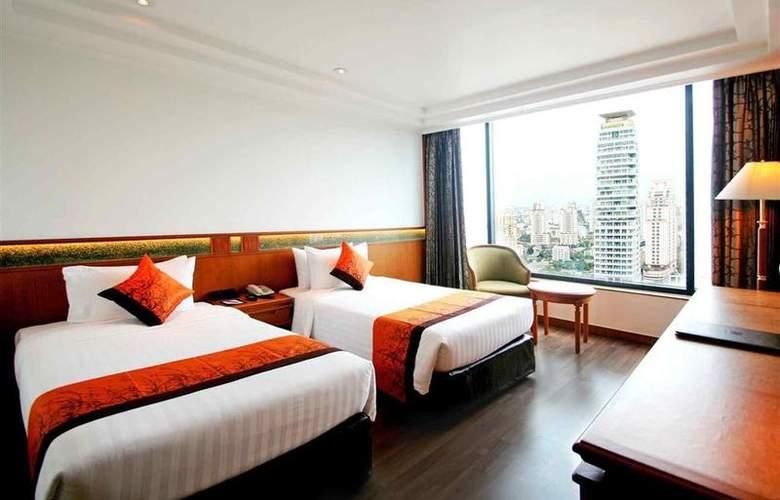 Bangkok Hotel Lotus Sukhumvit - Room - 32