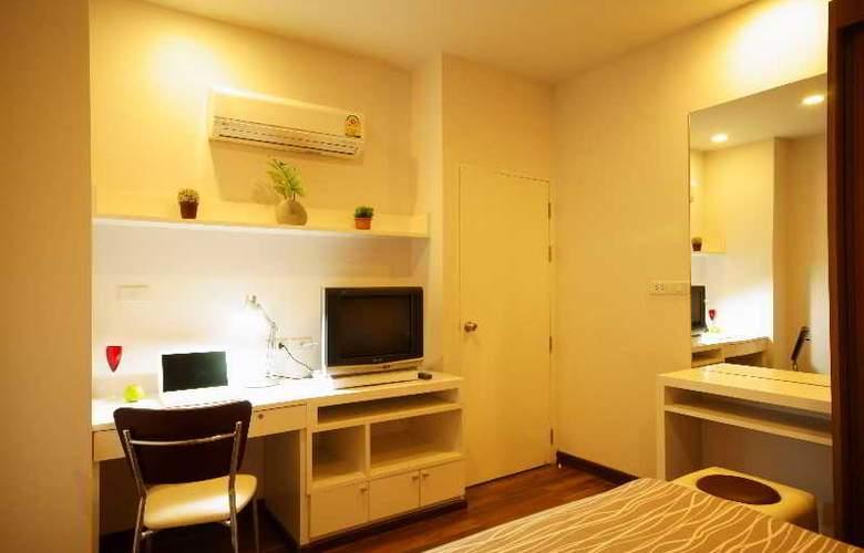 I Residence Sathorn (Formerly Premier Residence) - Room - 5