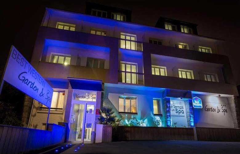 Best Western Garden And Spa La Baule - Hotel - 3