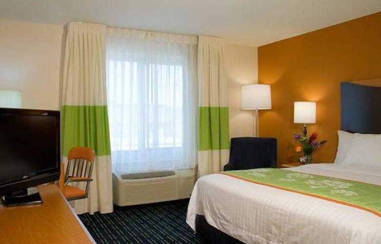 Fairfield Inn suites Omaha Downtown - Hotel - 4