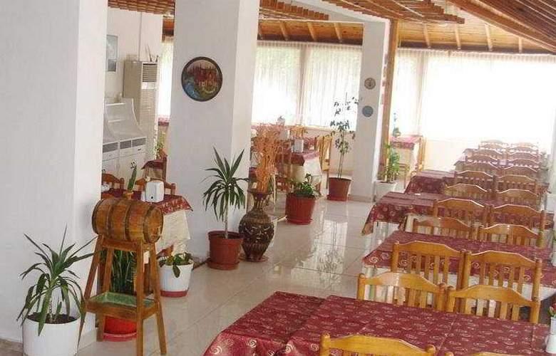 Saadet Hotel - Restaurant - 6