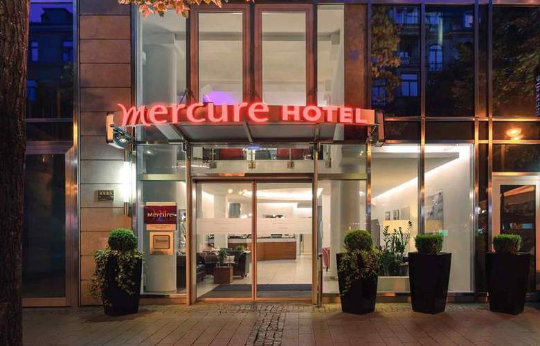Mercure Hotel Kaiserhof Frankfurt City-Center - Hotel - 34
