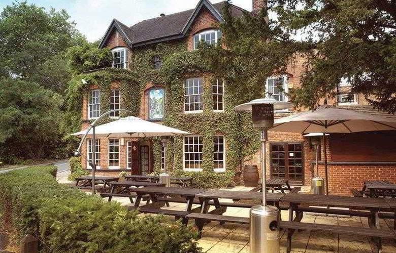 Best Western Reading Moat House - Hotel - 27