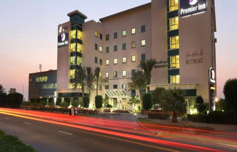 Premier Inn Dubai Investments Park - Hotel - 10