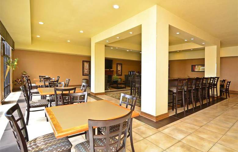 Best Western Plus Christopher Inn & Suites - Restaurant - 200