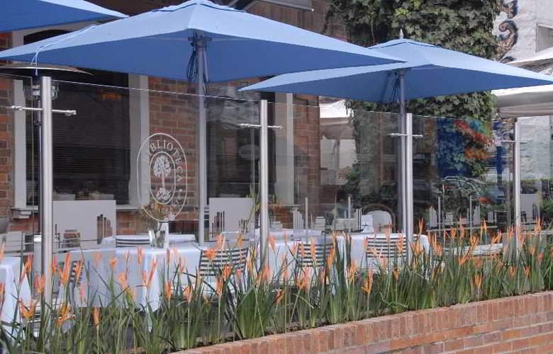 Four Seasons Hotel Bogotá - Restaurant - 17