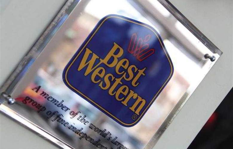 Best Western Kings Manor Hotel - Hotel - 165