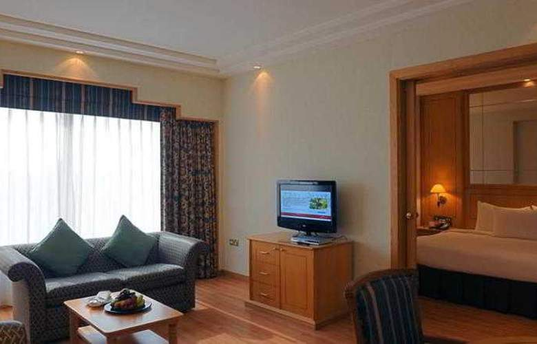 Crowne Plaza Hotel Abu Dhabi - Room - 13