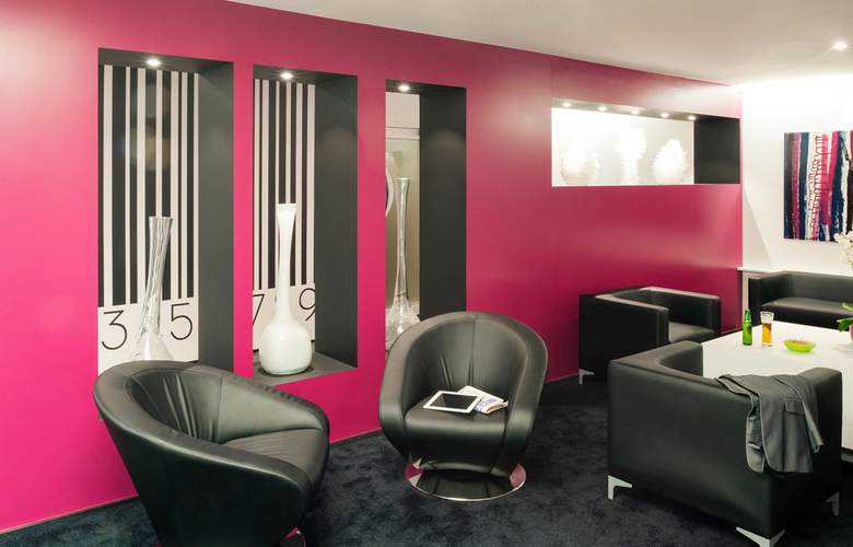 Ibis Styles Brussels Louise - Bar - 21