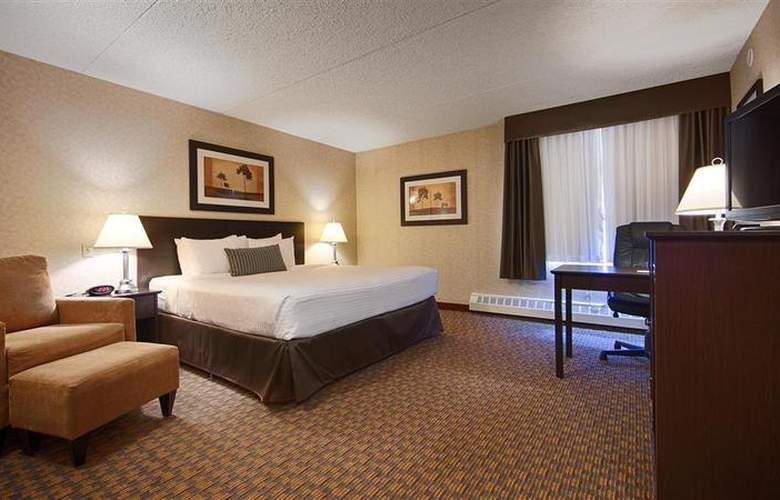 Coast West Edmonton Hotel & Conference Centre - Room - 53