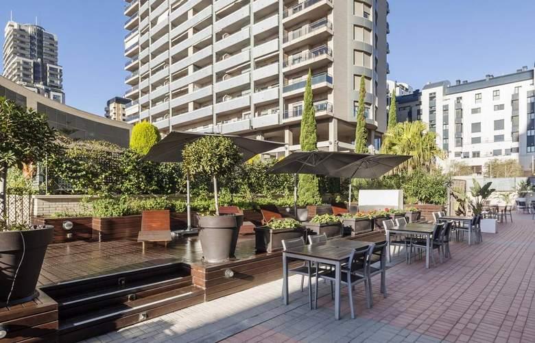 Ilunion Valencia - Terrace - 19