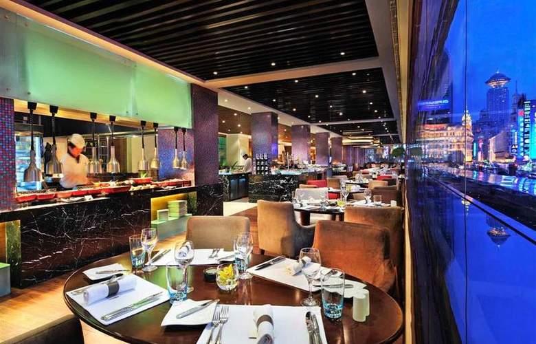 Sofitel Shanghai Hyland - Restaurant - 6