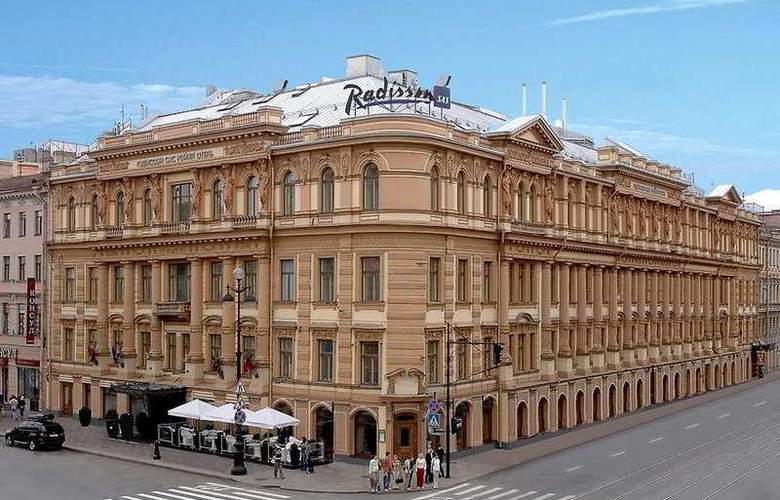 Radisson SAS Royal St Petersburg - Hotel - 0