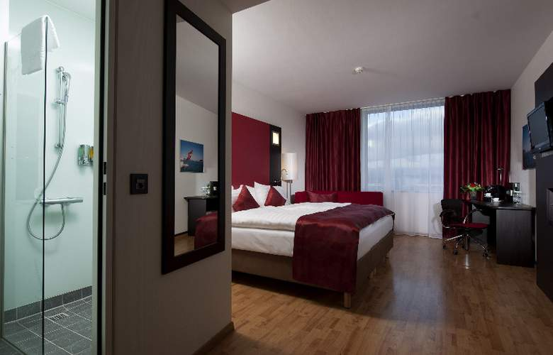 Ramada Encore by Wyndham Geneva - Room - 2