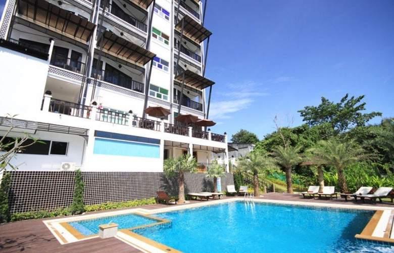 Dee Andaman Hotel Pool Bar - Pool - 25