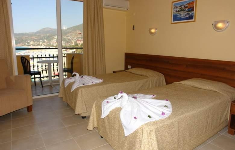 Palmiye Beach Hotel - Room - 6