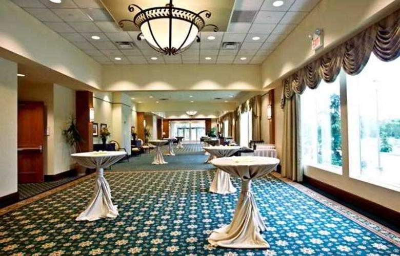 Chicago Marriott Southwest at Burr Ridge - Hotel - 15