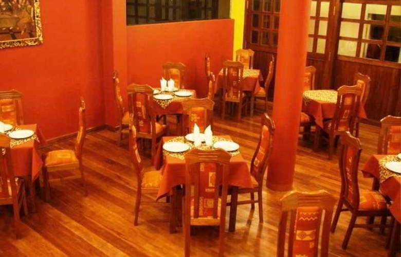 Imperial Cusco Hotel - Restaurant - 10