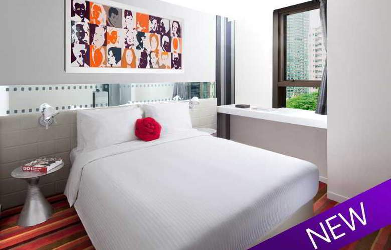 Travelodge Central, Hollywood Road - Room - 13