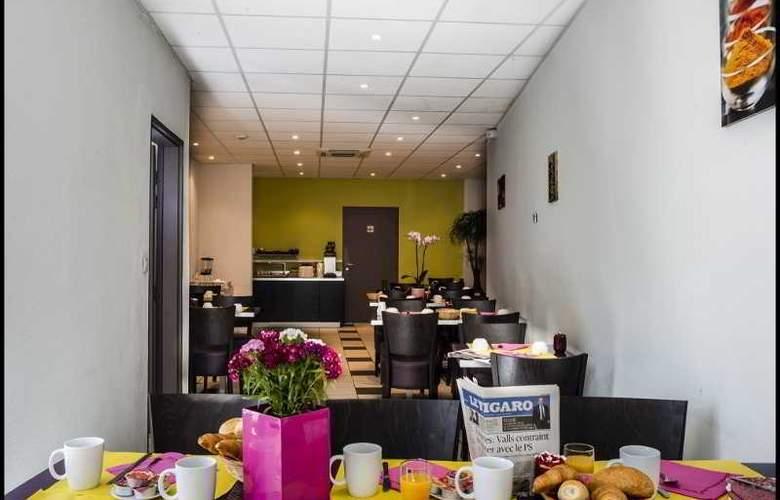 La Closeraie de Lourdes - Restaurant - 14