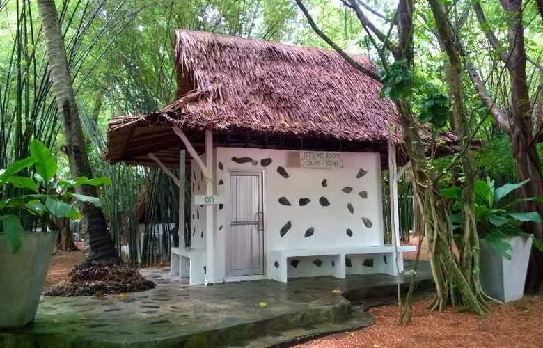 Milky Bay Resort Koh Phangan - Sport - 25