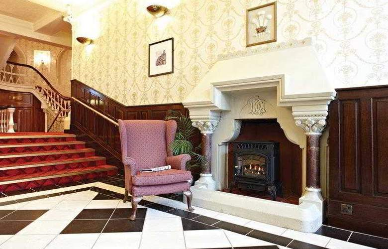 Best Western Duke Of Cornwall Hotel - Hotel - 13