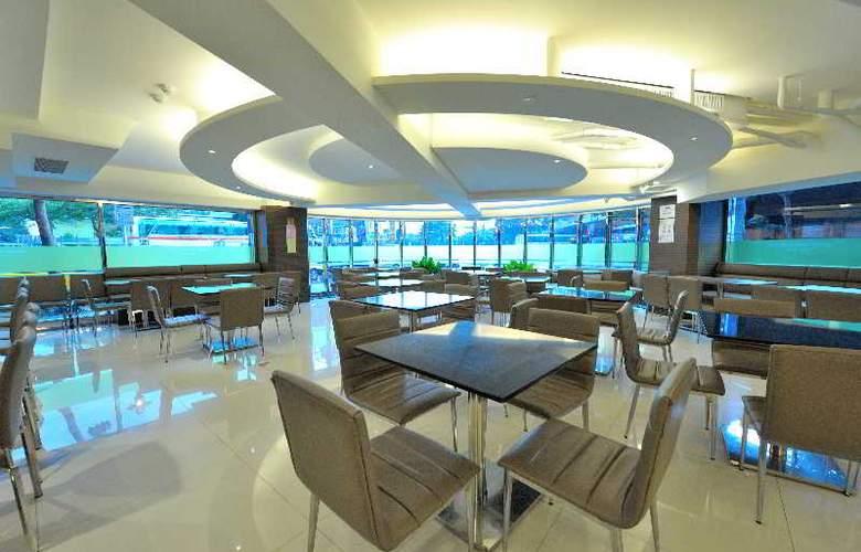 Green World Hotel Song Jiang - Restaurant - 9