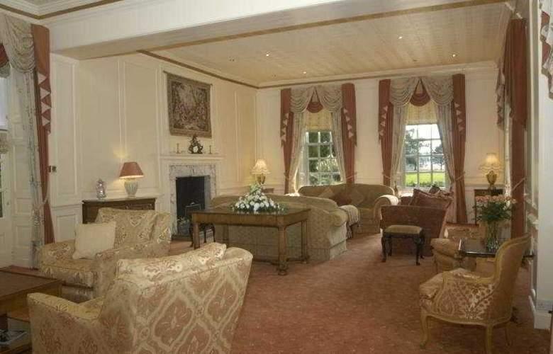 Hintlesham Hall - Hotel - 0