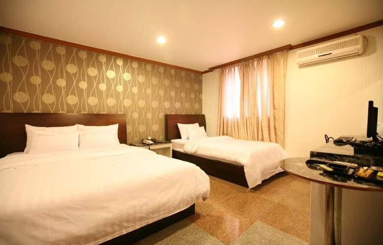 New World Hotel Itaewon - Room - 10
