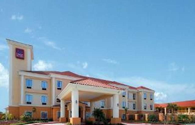 Comfort Suites Hobby Airport - Hotel - 0