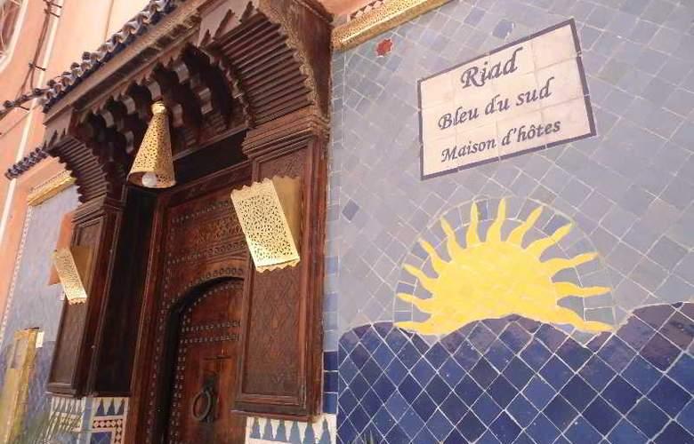 RIAD BLEU DU SUD - Room - 7