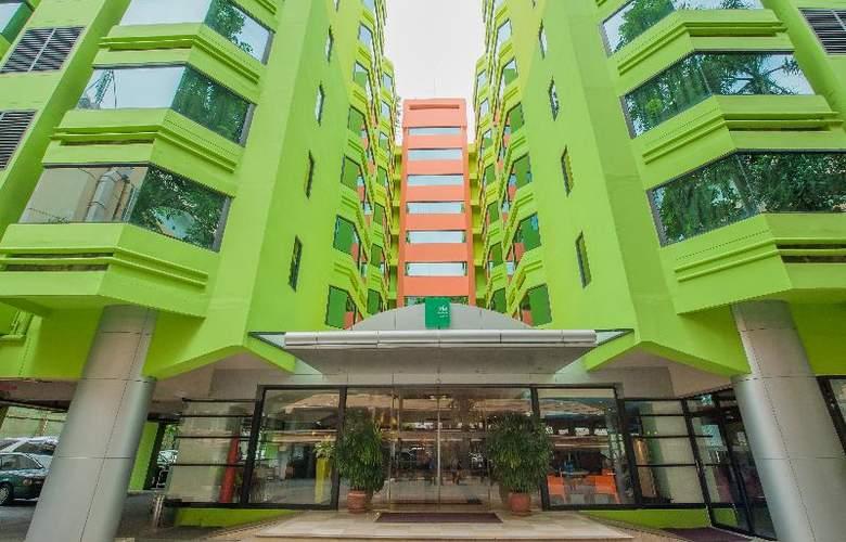 All Seasons Bangkok Huamark - Hotel - 5
