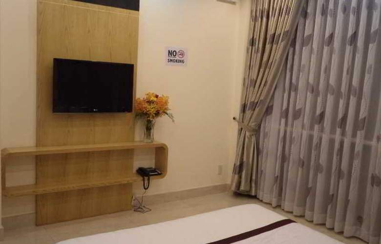 Ruby Hotel Ben Thanh - Room - 12