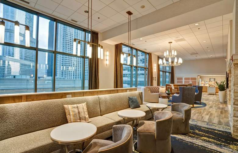 Homewood Suites by Hilton Chicago-Downtown - Bar - 4