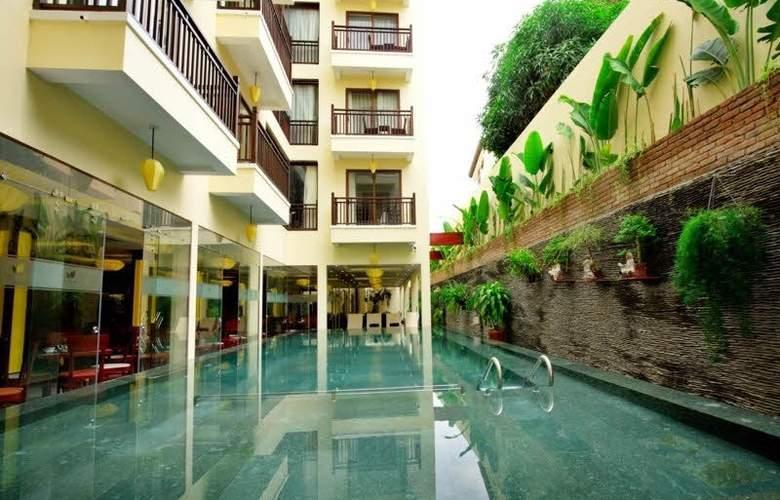 Hoi An Silk Boutique & Spa - Pool - 9