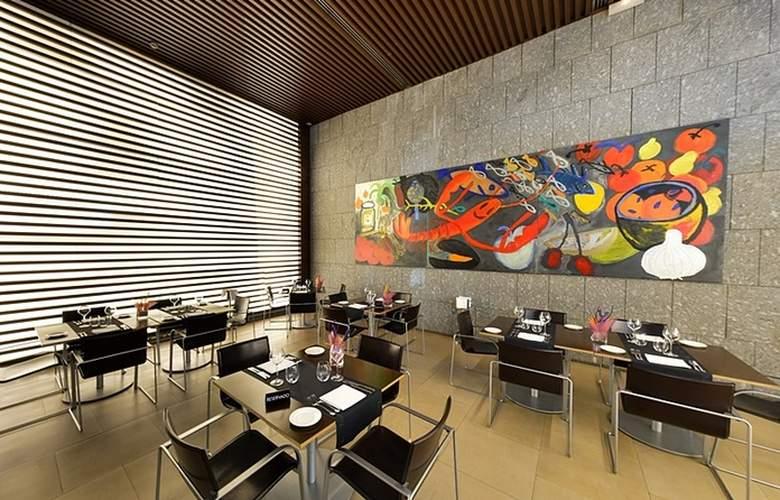 Silken Puerta Valencia - Restaurant - 5