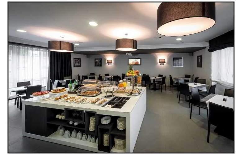 JFK hotel - Restaurant - 23