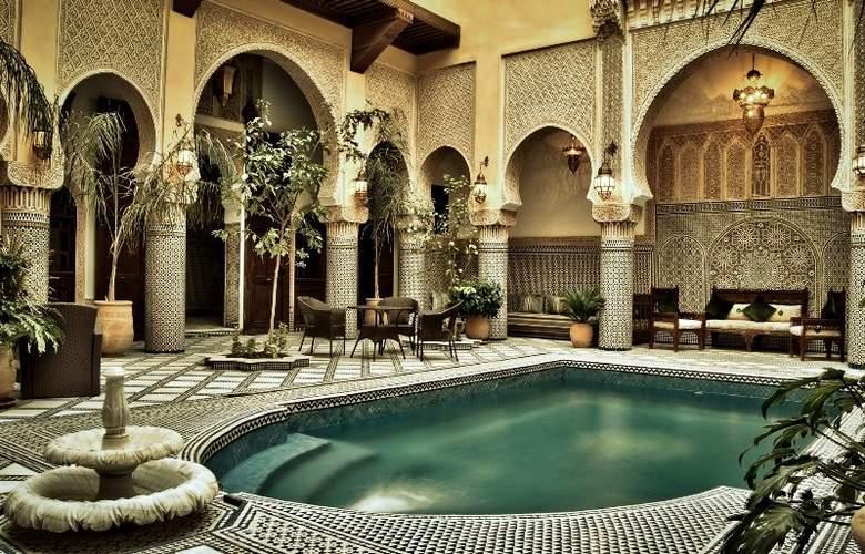 Riad Salam Fes - Pool - 7