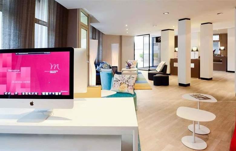 Mercure Nice Centre Grimaldi - Hotel - 38