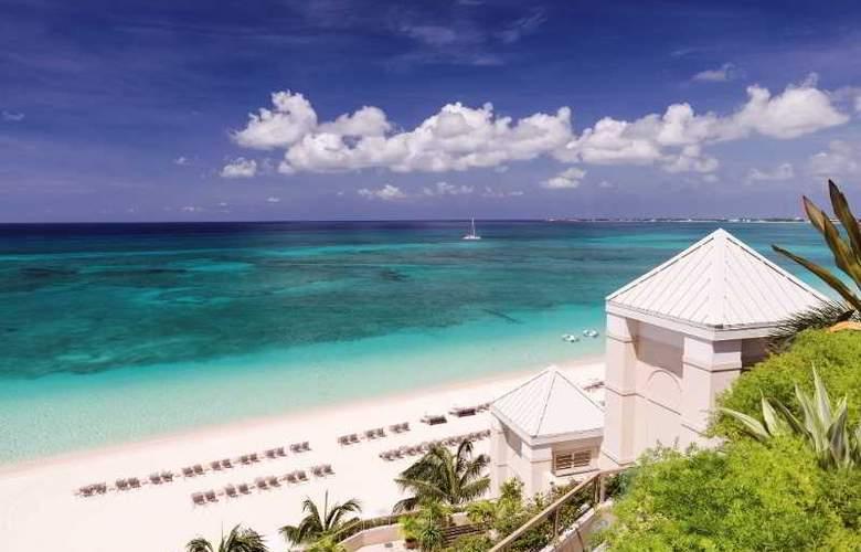 Ritz Carlton Grand Cayman - Beach - 17