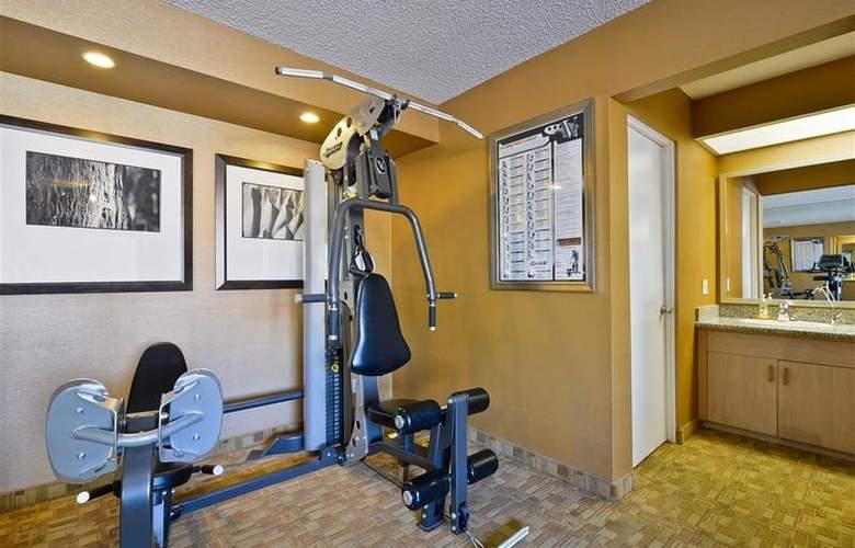 Best Western Inn at Palm Springs - Sport - 7
