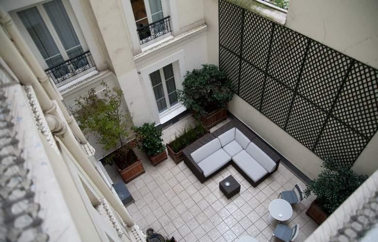 Royal Magda Etoile - Terrace - 5